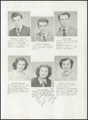 Page 15, 1951 Edition, Preston High School - Blue Jay Yearbook (Preston, MN) online yearbook collection