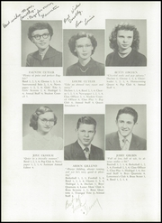 Page 16, 1951 Edition, Preston High School - Blue Jay Yearbook (Preston, MN) online yearbook collection