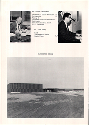 Albrook High School - Falcon Yearbook (Saginaw, MN) online yearbook collection, 1964 Edition, Page 10