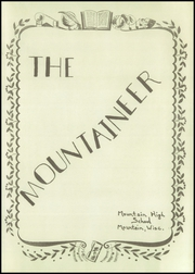 Page 5, 1947 Edition, Mountain Iron High School - Mountaineer Yearbook (Mountain Iron, MN) online yearbook collection