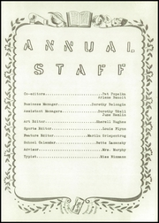 Page 7, 1947 Edition, Mountain Iron High School - Mountaineer Yearbook (Mountain Iron, MN) online yearbook collection