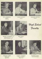 Page 11, 1958 Edition, Harmony High School - Cardinal Yearbook (Harmony, MN) online yearbook collection
