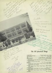 Page 6, 1958 Edition, Harmony High School - Cardinal Yearbook (Harmony, MN) online yearbook collection