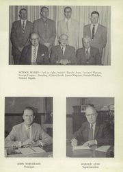 Page 9, 1958 Edition, Harmony High School - Cardinal Yearbook (Harmony, MN) online yearbook collection
