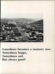 Page 9, 1972 Edition, Lanesboro High School - Burro Yearbook (Lanesboro, MN) online yearbook collection