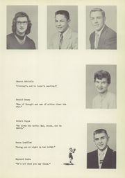 Page 11, 1956 Edition, St Clair High School - Clarion Yearbook (St Clair, MN) online yearbook collection
