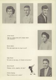 Page 12, 1956 Edition, St Clair High School - Clarion Yearbook (St Clair, MN) online yearbook collection