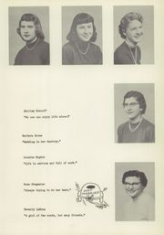 Page 13, 1956 Edition, St Clair High School - Clarion Yearbook (St Clair, MN) online yearbook collection