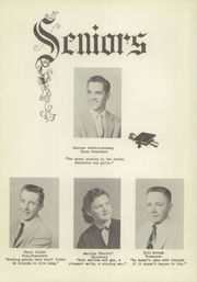 Page 14, 1956 Edition, St Clair High School - Clarion Yearbook (St Clair, MN) online yearbook collection