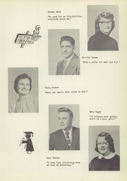 Page 15, 1956 Edition, St Clair High School - Clarion Yearbook (St Clair, MN) online yearbook collection