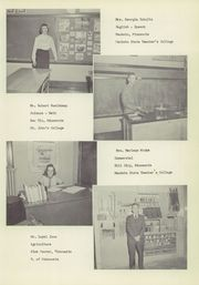 Page 7, 1956 Edition, St Clair High School - Clarion Yearbook (St Clair, MN) online yearbook collection