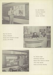 Page 8, 1956 Edition, St Clair High School - Clarion Yearbook (St Clair, MN) online yearbook collection