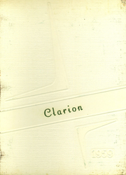 Page 1, 1959 Edition, St Clair High School - Clarion Yearbook (St Clair, MN) online yearbook collection