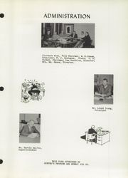Page 9, 1959 Edition, St Clair High School - Clarion Yearbook (St Clair, MN) online yearbook collection