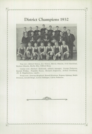 Page 14, 1932 Edition, Starbuck High School - Chippewan Yearbook (Starbuck, MN) online yearbook collection