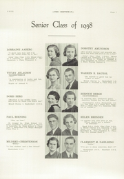 Page 11, 1938 Edition, Starbuck High School - Chippewan Yearbook (Starbuck, MN) online yearbook collection