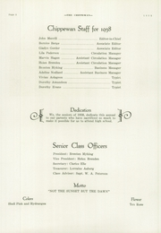 Page 6, 1938 Edition, Starbuck High School - Chippewan Yearbook (Starbuck, MN) online yearbook collection