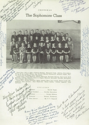 Page 15, 1940 Edition, Starbuck High School - Chippewan Yearbook (Starbuck, MN) online yearbook collection