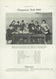 Page 6, 1940 Edition, Starbuck High School - Chippewan Yearbook (Starbuck, MN) online yearbook collection