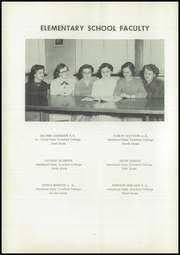 Page 12, 1951 Edition, Starbuck High School - Chippewan Yearbook (Starbuck, MN) online yearbook collection