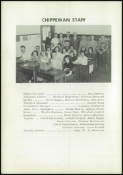 Page 4, 1951 Edition, Starbuck High School - Chippewan Yearbook (Starbuck, MN) online yearbook collection