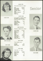 Page 14, 1954 Edition, Grand Meadow High School - Meadow Lark Yearbook (Grand Meadow, MN) online yearbook collection