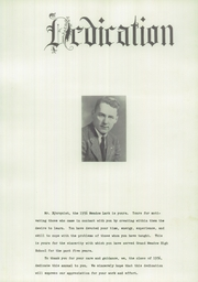 Page 7, 1956 Edition, Grand Meadow High School - Meadow Lark Yearbook (Grand Meadow, MN) online yearbook collection
