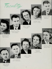 Page 11, 1947 Edition, University of Alaska Fairbanks - Denali Yearbook (Fairbanks, AK) online yearbook collection