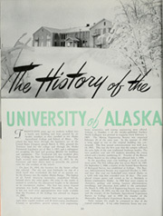 Page 14, 1947 Edition, University of Alaska Fairbanks - Denali Yearbook (Fairbanks, AK) online yearbook collection