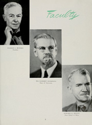 Page 9, 1947 Edition, University of Alaska Fairbanks - Denali Yearbook (Fairbanks, AK) online yearbook collection