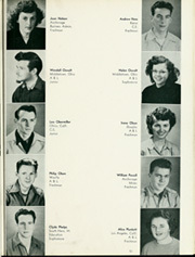 Page 55, 1949 Edition, University of Alaska Fairbanks - Denali Yearbook (Fairbanks, AK) online yearbook collection
