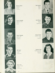 Page 60, 1949 Edition, University of Alaska Fairbanks - Denali Yearbook (Fairbanks, AK) online yearbook collection