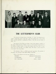 Page 67, 1949 Edition, University of Alaska Fairbanks - Denali Yearbook (Fairbanks, AK) online yearbook collection