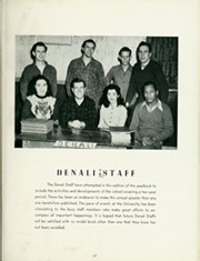 Page 71, 1949 Edition, University of Alaska Fairbanks - Denali Yearbook (Fairbanks, AK) online yearbook collection