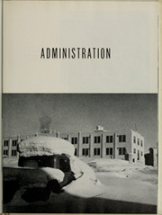 Page 13, 1952 Edition, University of Alaska Fairbanks - Denali Yearbook (Fairbanks, AK) online yearbook collection