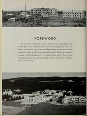 Page 8, 1952 Edition, University of Alaska Fairbanks - Denali Yearbook (Fairbanks, AK) online yearbook collection