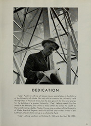 Page 9, 1952 Edition, University of Alaska Fairbanks - Denali Yearbook (Fairbanks, AK) online yearbook collection