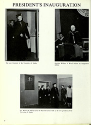 Page 12, 1961 Edition, University of Alaska Fairbanks - Denali Yearbook (Fairbanks, AK) online yearbook collection