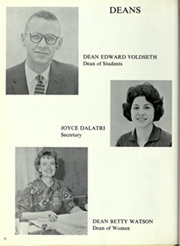 Page 14, 1961 Edition, University of Alaska Fairbanks - Denali Yearbook (Fairbanks, AK) online yearbook collection