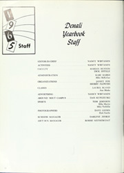 Page 16, 1965 Edition, University of Alaska Fairbanks - Denali Yearbook (Fairbanks, AK) online yearbook collection