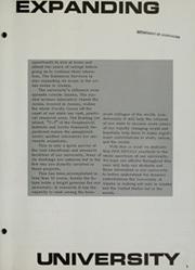 Page 9, 1968 Edition, University of Alaska Fairbanks - Denali Yearbook (Fairbanks, AK) online yearbook collection