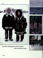 Page 8, 1982 Edition, University of Alaska Fairbanks - Denali Yearbook (Fairbanks, AK) online yearbook collection