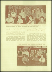 Page 12, 1950 Edition, Central High School - Scarlet Feather Yearbook (Red Wing, MN) online yearbook collection