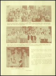 Page 17, 1950 Edition, Central High School - Scarlet Feather Yearbook (Red Wing, MN) online yearbook collection