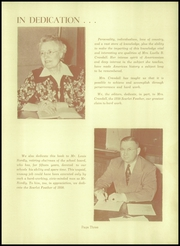 Page 7, 1950 Edition, Central High School - Scarlet Feather Yearbook (Red Wing, MN) online yearbook collection