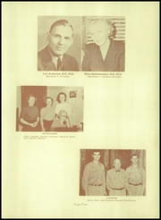 Page 9, 1950 Edition, Central High School - Scarlet Feather Yearbook (Red Wing, MN) online yearbook collection