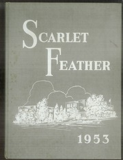 1953 Edition, Central High School - Scarlet Feather Yearbook (Red Wing, MN)