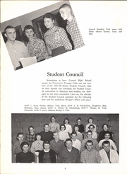 Page 10, 1958 Edition, Central High School - Scarlet Feather Yearbook (Red Wing, MN) online yearbook collection