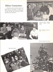 Page 11, 1958 Edition, Central High School - Scarlet Feather Yearbook (Red Wing, MN) online yearbook collection