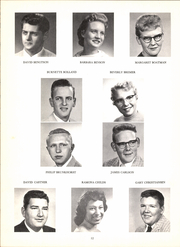 Page 16, 1958 Edition, Central High School - Scarlet Feather Yearbook (Red Wing, MN) online yearbook collection